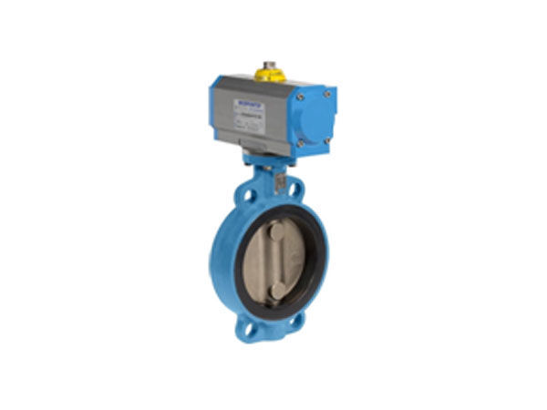 Cable Operated Hydraulic Valve : Pneumatic operated butterfly valve valves